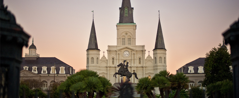 New Orleans Let Good Times Roll