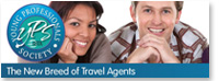 The Breed of Travel Agents website
